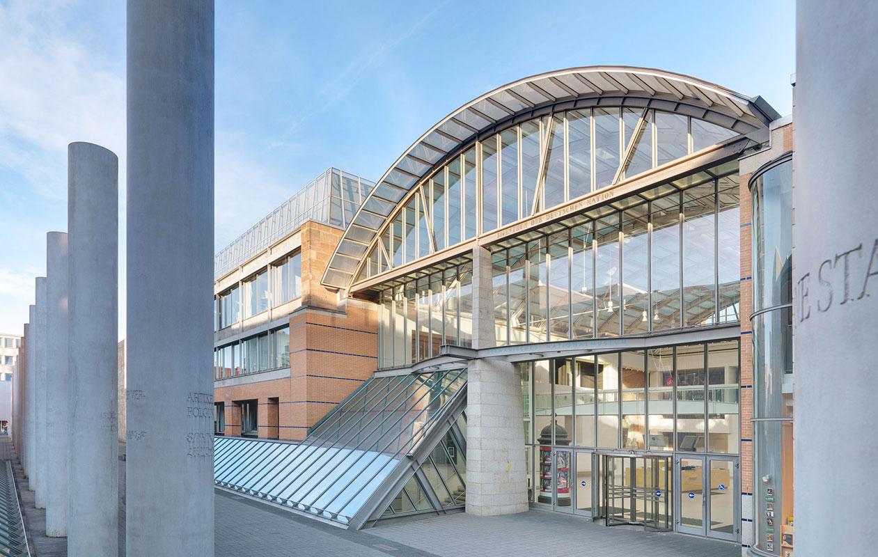 Das Germanische Nationalmuseum in Nürnberg. Foto: GNM, Dirk Meßberger