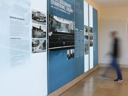 Die Nürnberger Prozesse im Kontext der Moderne