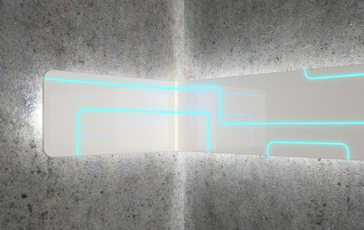 Lightgraphic bildet die Basis für Designleuchten von OCARI®. Foto: OCAR®