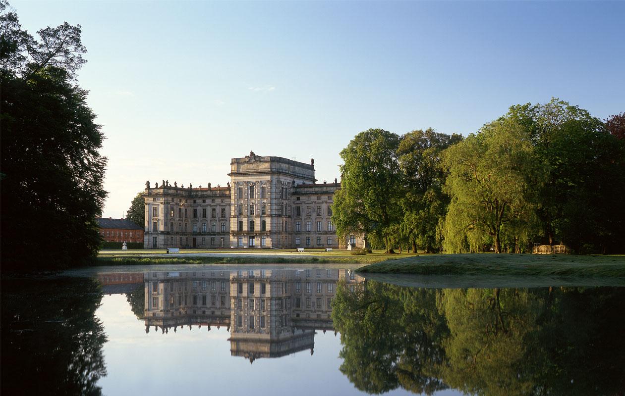 Schloss Ludwigslust – das ehemalige Residenzschloss der Herzöge von Mecklenburg-Schwerin. Foto: Schloss Ludwigslust, Lothar Steiner