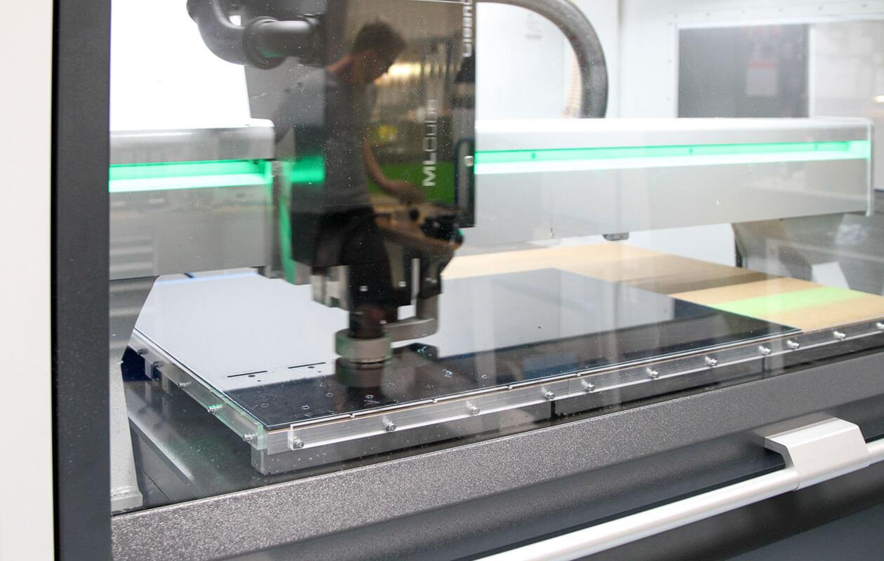 axis 3-Achs-CNC-Fräsen