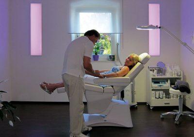 Kosmetikstudio mit Wohlfühl-Effekt
