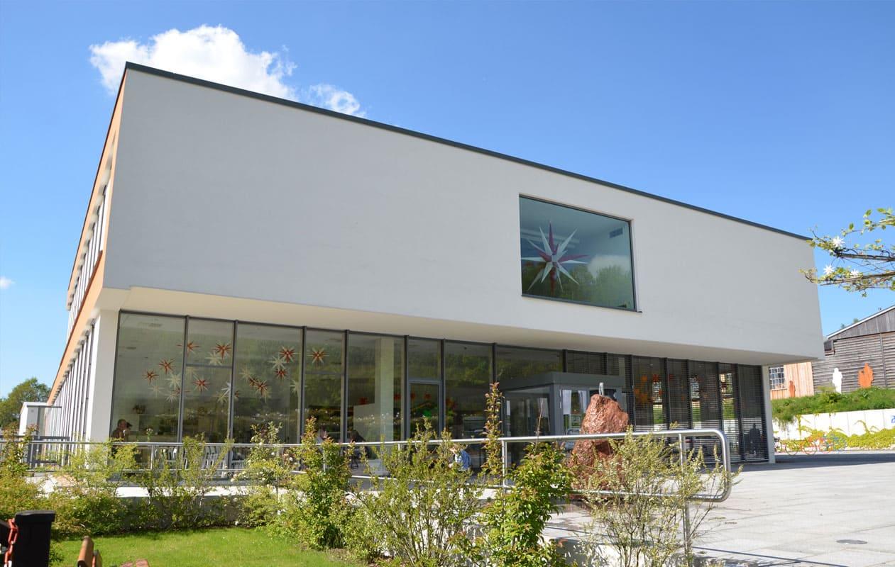 Die Herrnhuter Stern GmbH in Herrnhut. Foto: axis